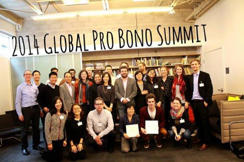 Spark Meets World – Reflections from the Global Pro Bono Summit