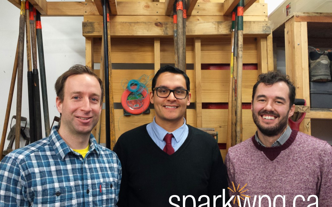 Fifth Spark match for Blueprint Law
