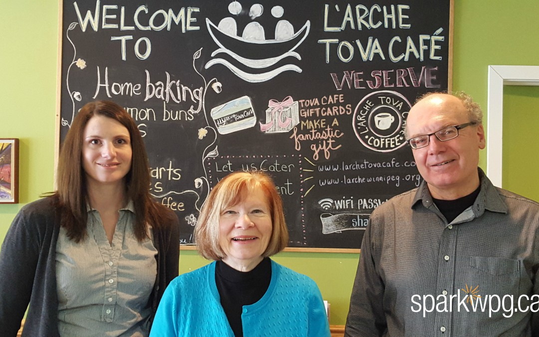 Telling the story: A new tagline for L'Arche Tova Cafe