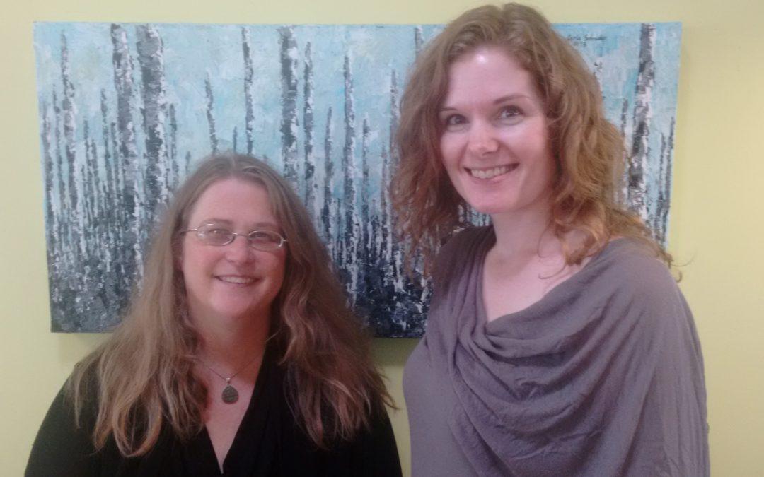 Paying it forward: Executive Director mentorship match