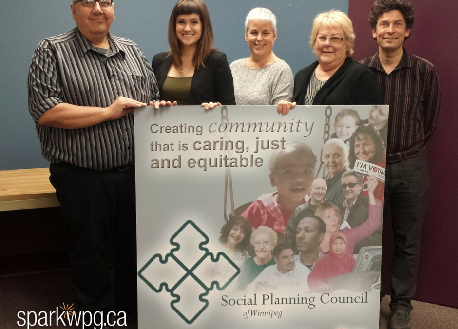 Getting Social with Social Planning Council of Winnipeg
