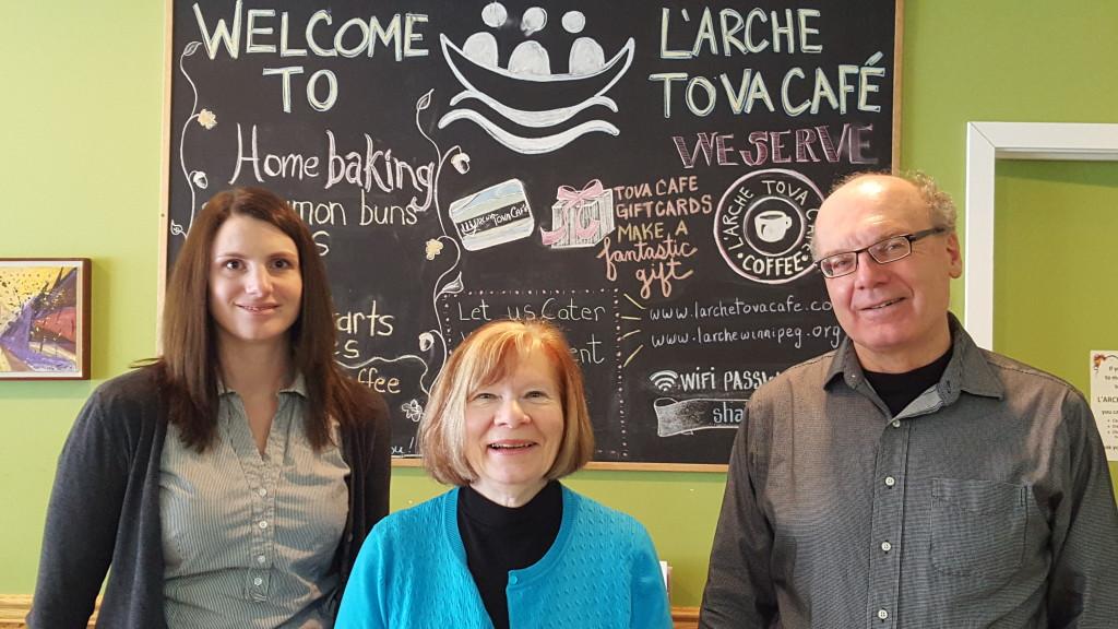 New Tagline for L'Arche Tova Cafe