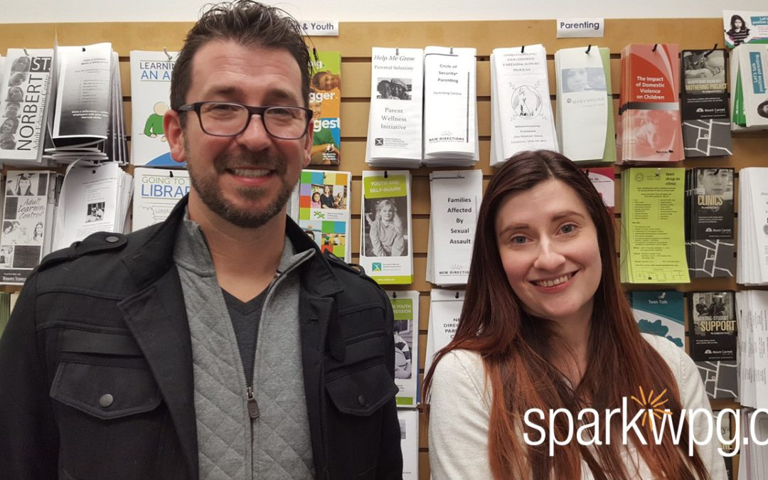 Spark Outstanding Pro Bono Award Winner: Jason Kasper + IDEATE Design
