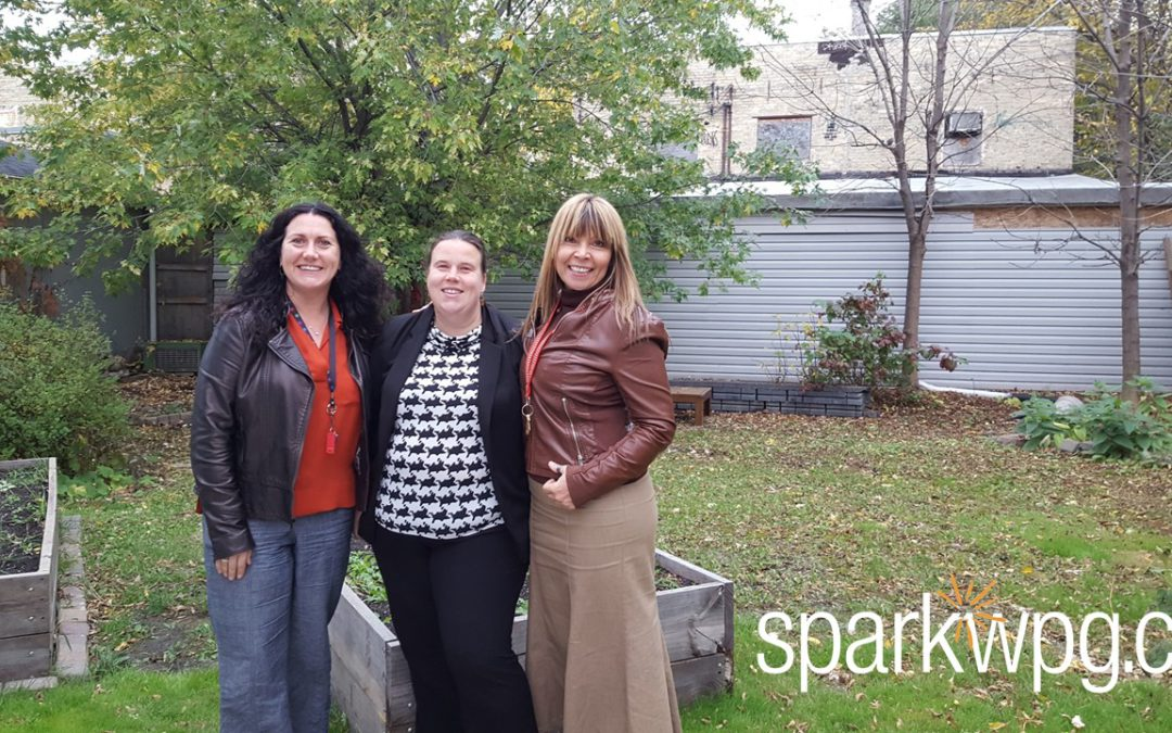 Spark Outstanding Pro Bono Award Nominees: Monica Giesbrecht and Rachelle Kirouac of HTFC