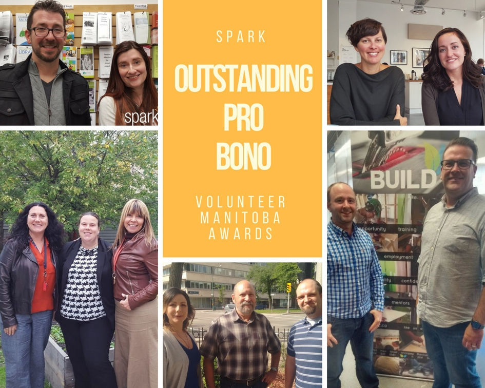 Spark Outstanding Pro Bono 2018