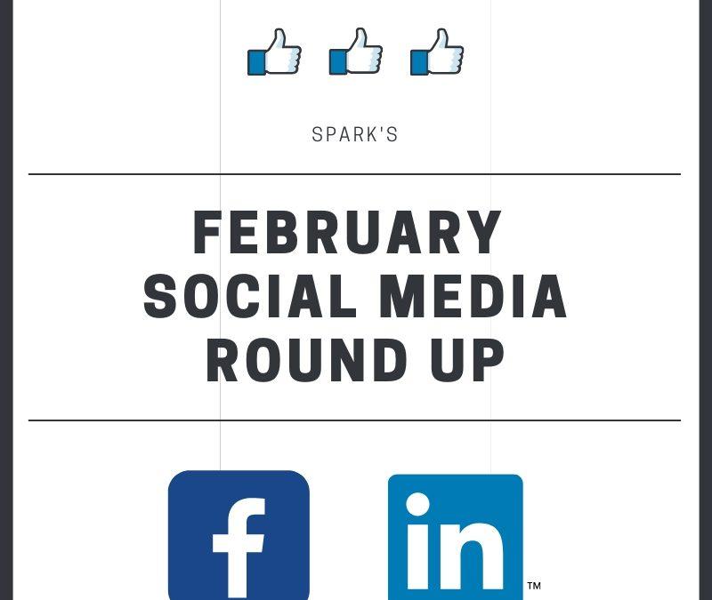 February Social Media Round Up