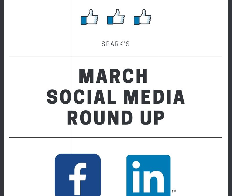 March Social Media Round Up