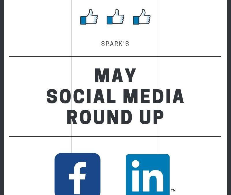 May Social Media Round Up