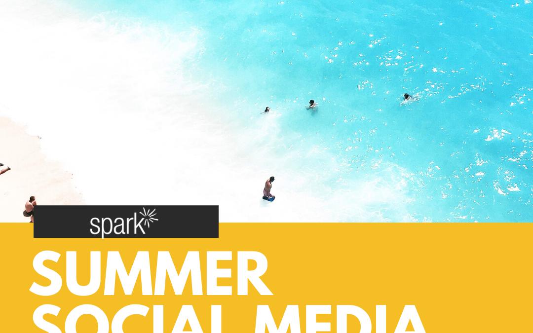 Summer Social Media Roundup